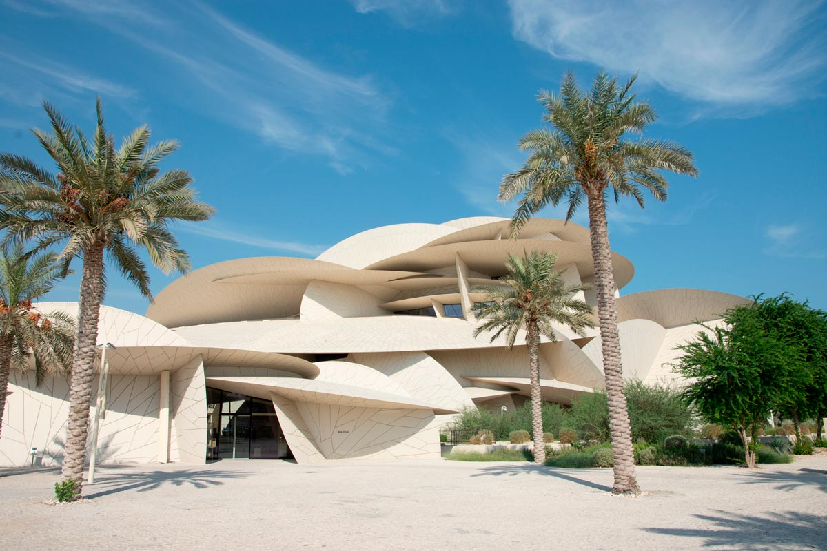 Museum National of Qatar