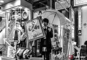 Home anunci a Osaka