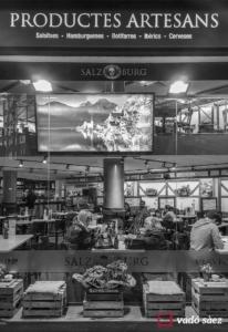 Restaurant Salzburg a l'Eixample de Barcelona